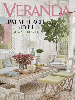 veranda palm beach style now and forever