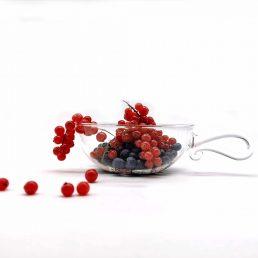 ciotola intera con fruti