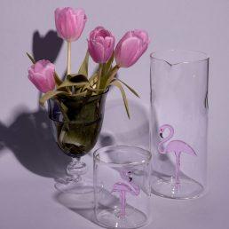 casarialto flamingo glasses and ju c110 c111