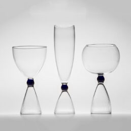 Double Red wine and Spirit glass C10