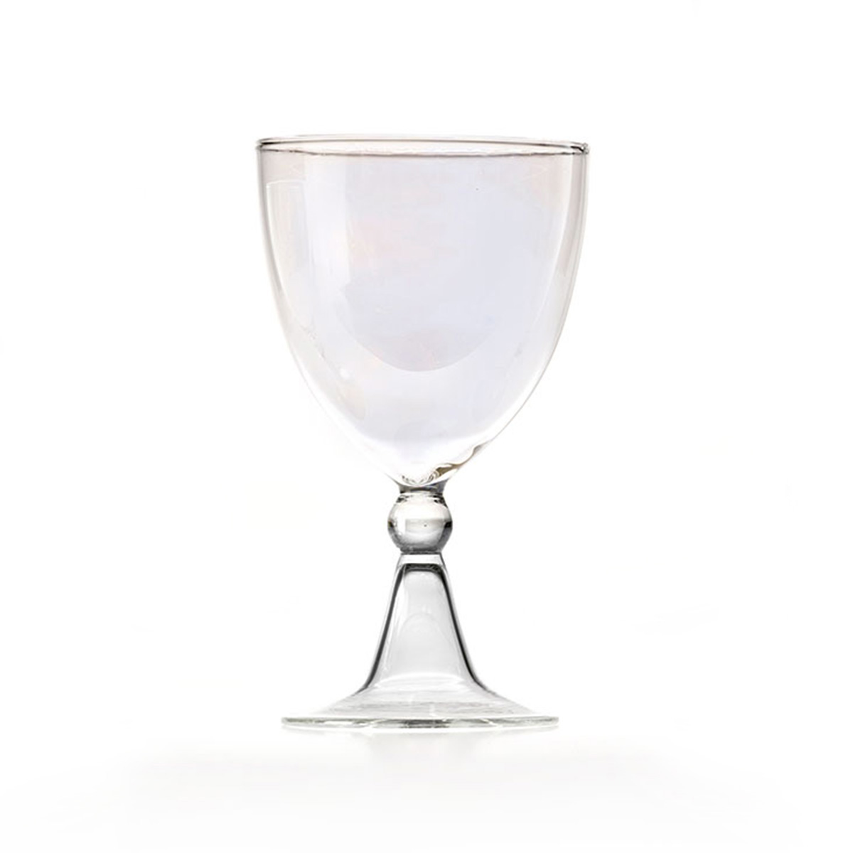Iridescent Water glass C47