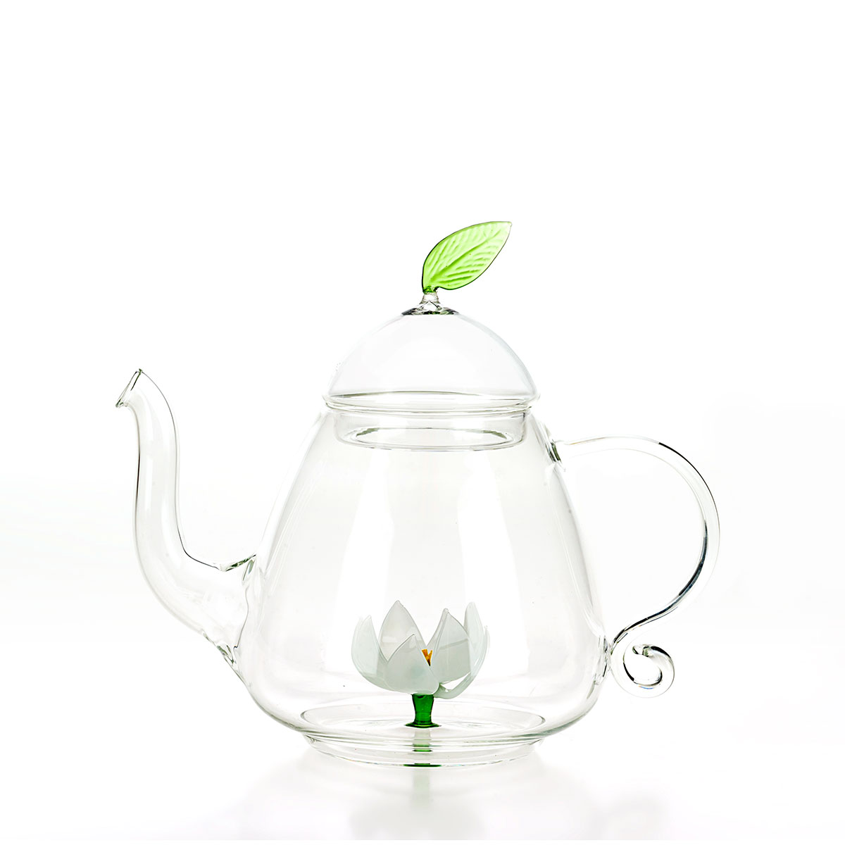 Lotus teapot C118