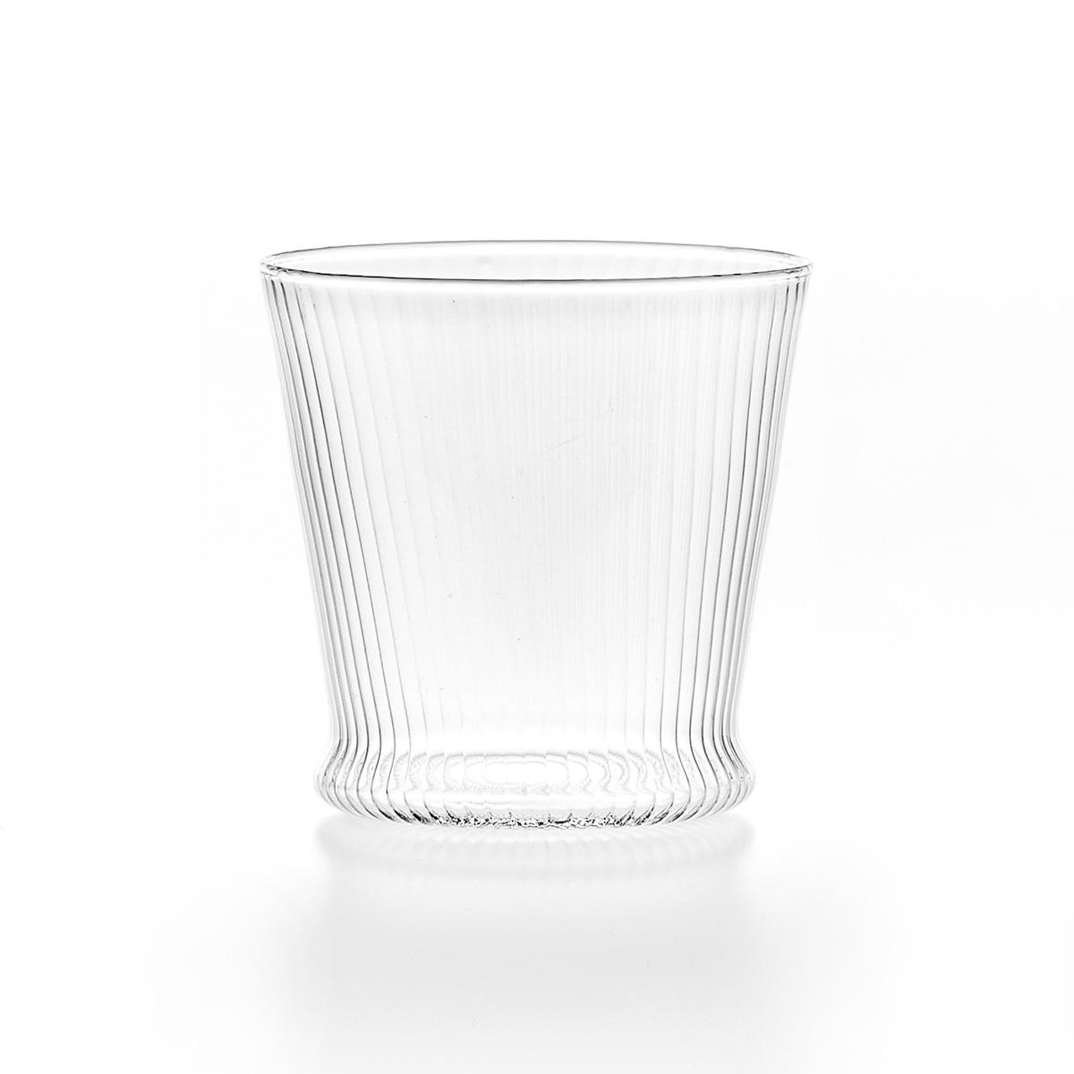 Set of 6 Stripes Water Glasses C4