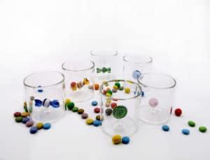 bicchieri caramelle chiara