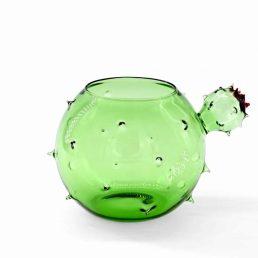 cactus mania candleholder round c157 r