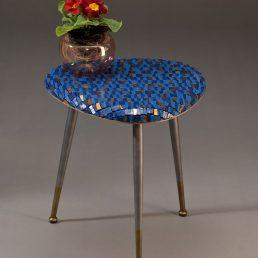 casarialto atelier acqua mosaic coffe table amnct3 ambientata