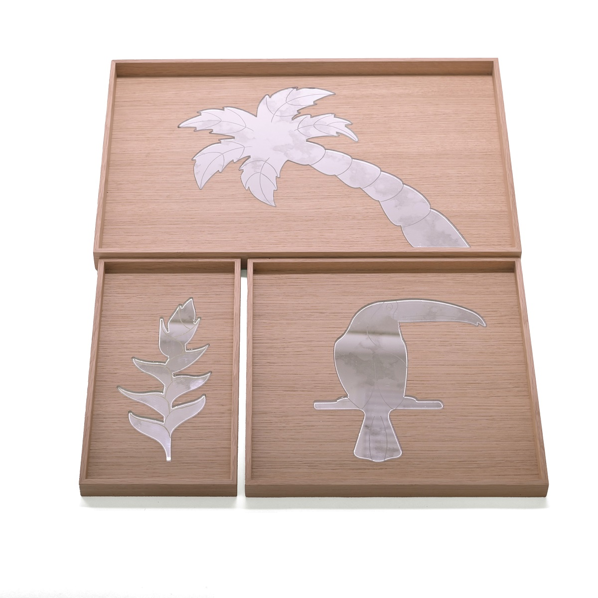 casarialto atelier tropical reflections set of 3 trays a rv1 coversmall