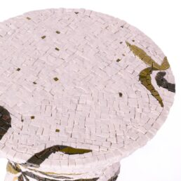 casarialto atelier barena mosaic stool amn3 close up