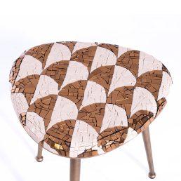 casarialto atelier palmira mosaic coffee table amnct5 detail