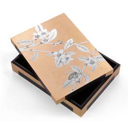 Casarialto Atelier Federica Dei Rossi FDRb2 Bee in a golden sky box 2